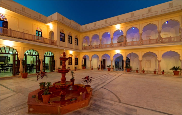 Accommodation Rajasthan
