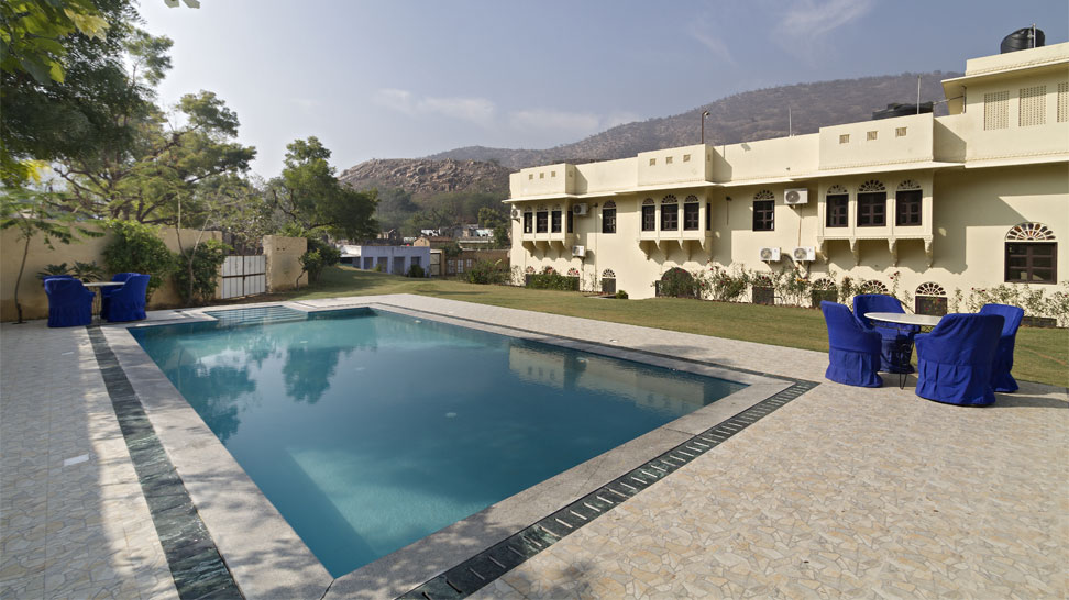 Heritage resort in Jaipur Rajasthan